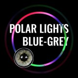 Polar Lights Blue-Grey