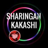 Sharingan Kakashi Naruto