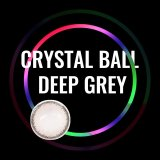 Crystal Ball Deep Grey