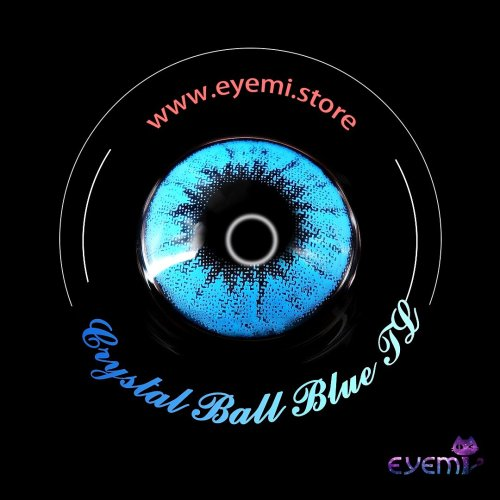 Crystal Ball Blue II