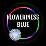 Floweriness Blue