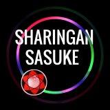 Sharingan Sasuke Naruto