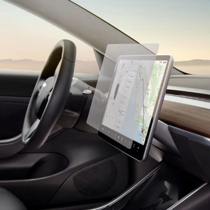 Tempered Glass Screen Protector For Model 3/S/X