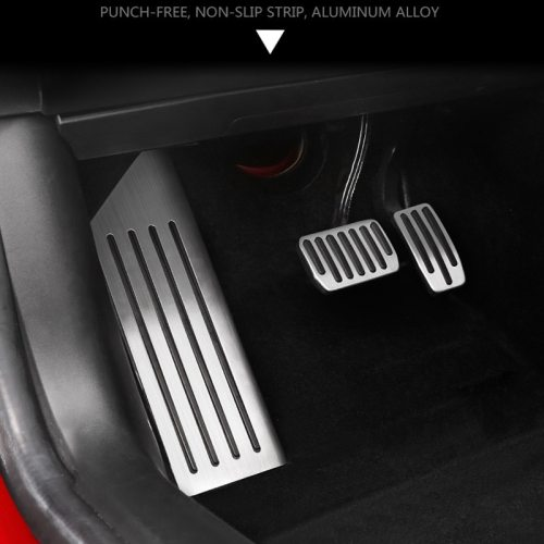 Non-Slip Pedal Pads For 2017-2020 Model 3/Y