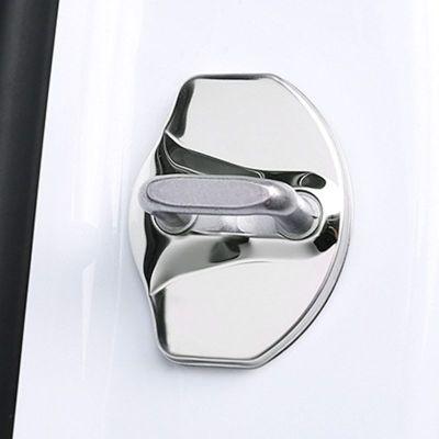 Door Lock Buckle Cover for 2018-2020 Model 3/Y