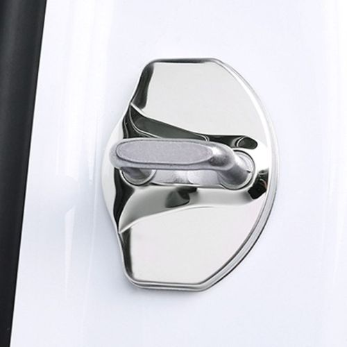 Multiple Colour Door Lock Buckle Cover for 2018-2020 Model 3/Y