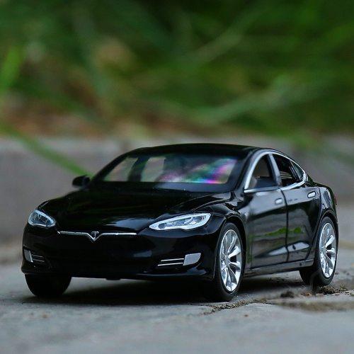 1:32 Alloy Tesla Car Model S