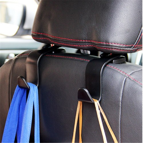 Universal Clips Seat Back Hooks for Car