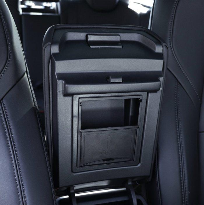 Hidden Storage Box For Tesla Model 3