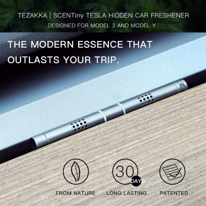 Car Air Freshener For Tesla Model 3/Y