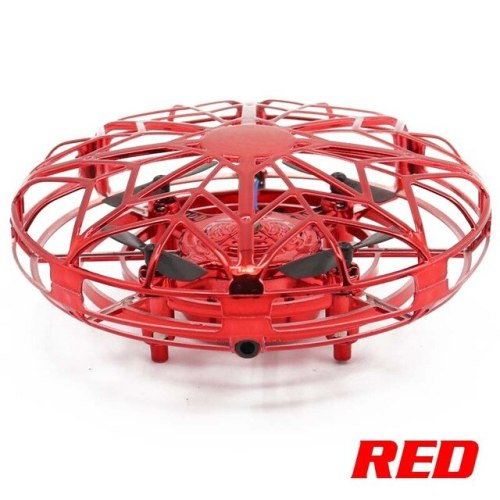 2021 New Mini Drone UFO Hand Operated Aircraft Flying Ball Toys For Kids Helicopters