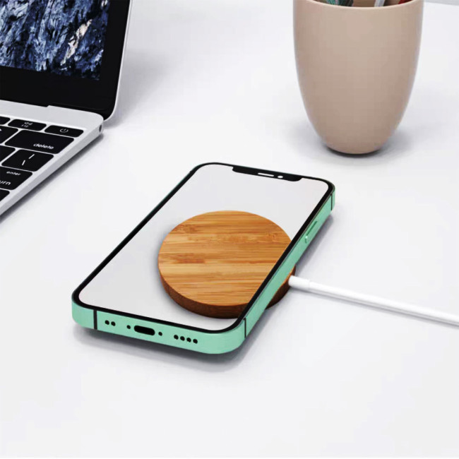 WAT Portable Magnetic Safe Charger 15W