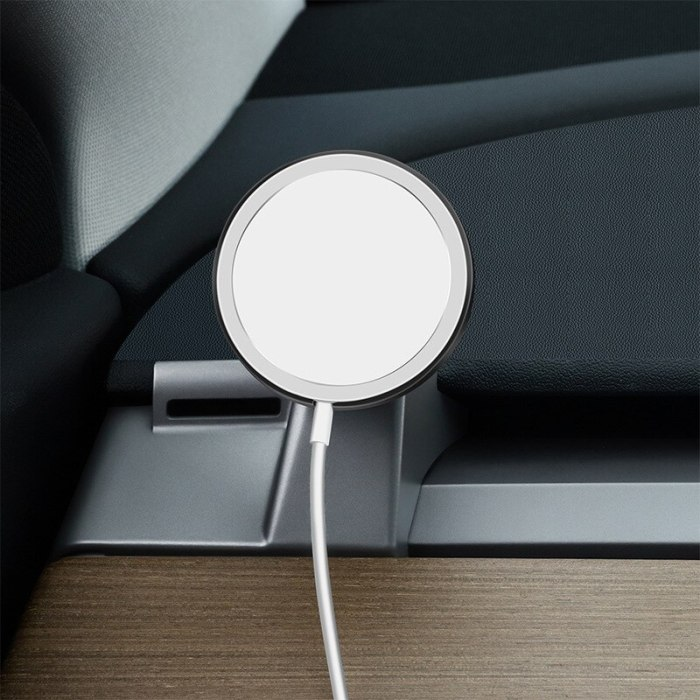 Magsafe Phone Wireless Charger Base for Model 3 / Y