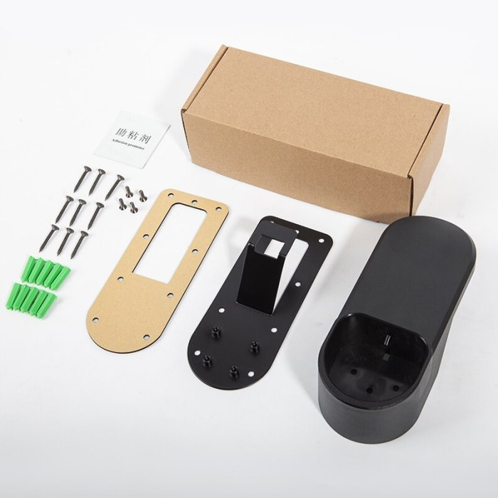 ABS PP Charging Cable Organizer for Model 3 / S / Y / X