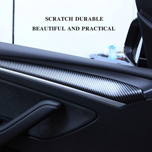 Multi-color ABS Door Trim Panel for 2021 Model 3 / Y