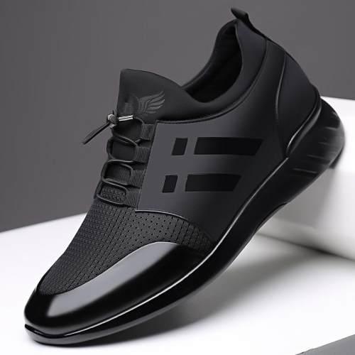 Herren Air Echtleder Sneakers