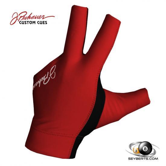 Pechauer Red Gloves Left Hand
