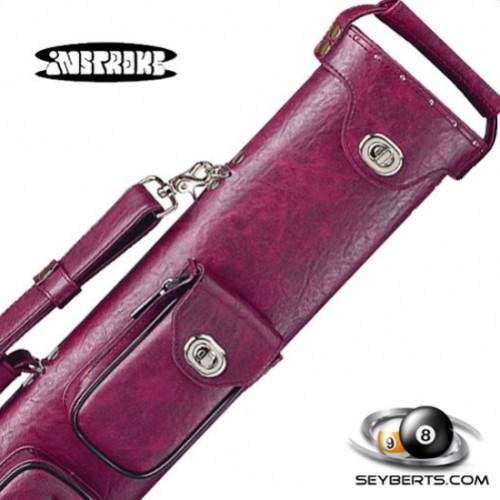 2X4 Burgundy Premier Case