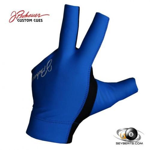 Pechauer Blue Gloves Left Hand