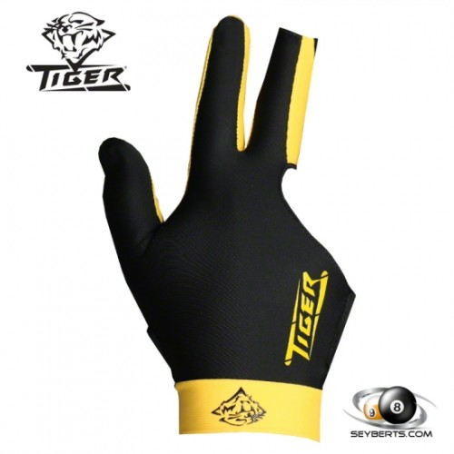 Tiger Right Hand Billiard Glove