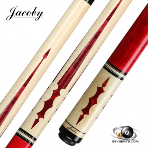 Jacoby MAG 2 Red Pool Cue