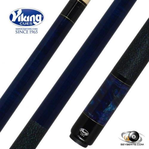 Viking Blue Dream Premium Pearl Pool Cue