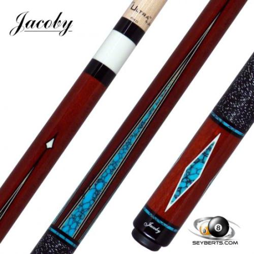 Jacoby 0121-106 Custom Bloodwood Pool Cue