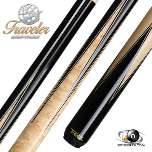 Tiger Sneaky Pete TH-6 Ebony With Ultra Shaft