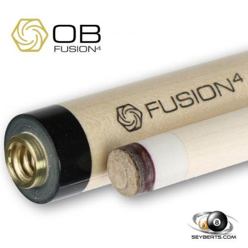 OB Fusion 4 Uni-Loc Cue Shaft