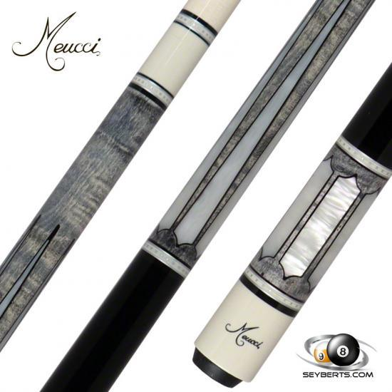 Meucci 2020 Mother Of Pearl Pro Pool Cue