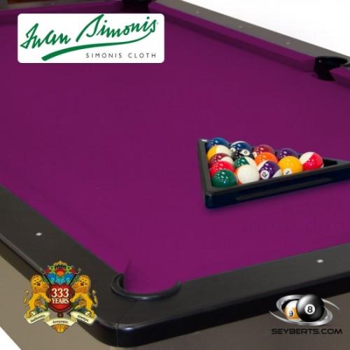 Simonis 760 Cloth - Purple