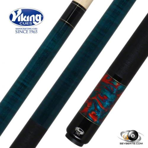 Viking Aqua Fire Premium Pearl Pool Cue