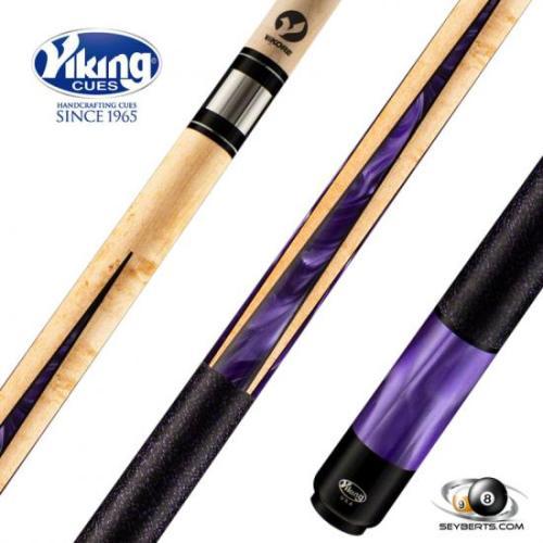 Viking B4006 Purple Pearl Play Cue Linen Wrap