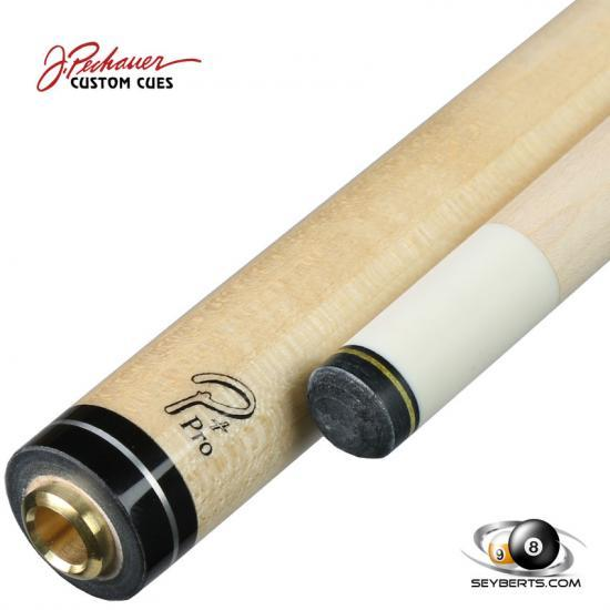 Pechauer P+ Pro Silver Ring Pro Series Pool Cue Shaft