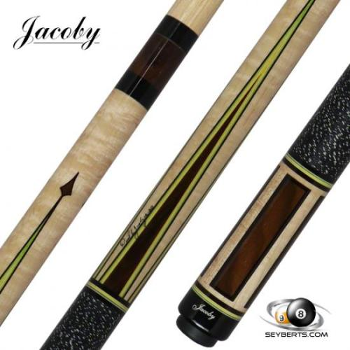 Jacoby 0221-30 4 Point Zircote Pool Cue