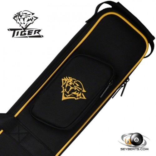 Tiger 1x1 Black and Yellow Case