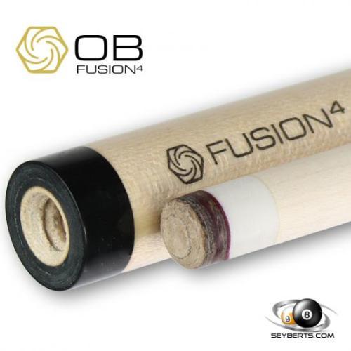 OB Fusion 4 Radial Cue Shaft