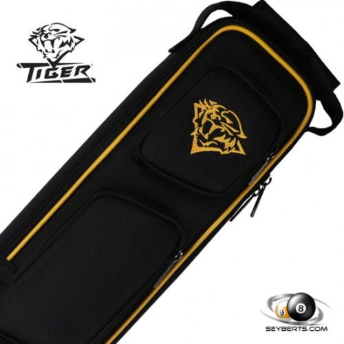 Tiger 2x4 Black and Yellow Case