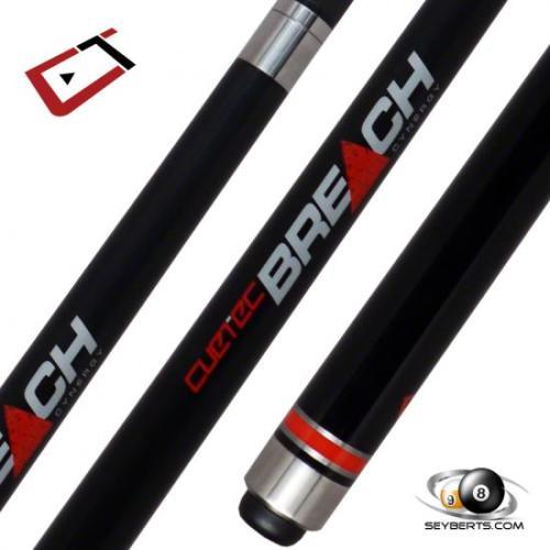 Cuetec Cynergy Breach Jump/Break Cue Carbon Fiber Shaft