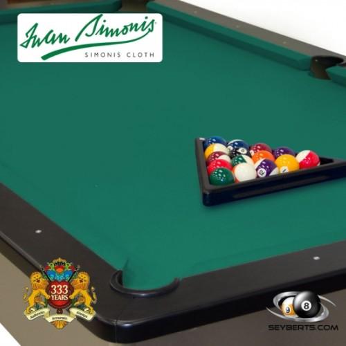 Simonis 760 Cloth -Blue Green