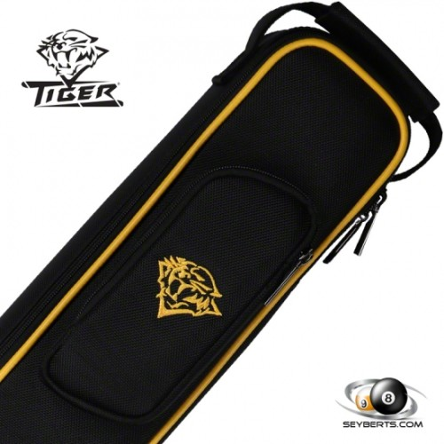 Tiger 2x2 Black and Yellow Case