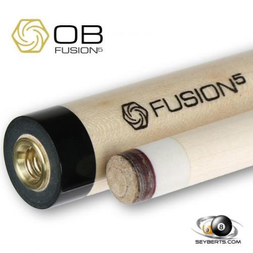 OB Fusion 5 14 Thread Cue Shaft