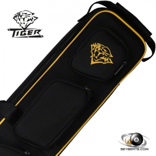 Tiger 3x6 Black and Yellow Case