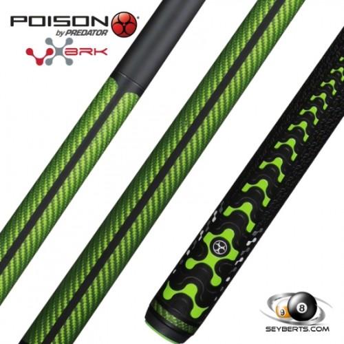 Poison VX5 Green Break Jump Cue