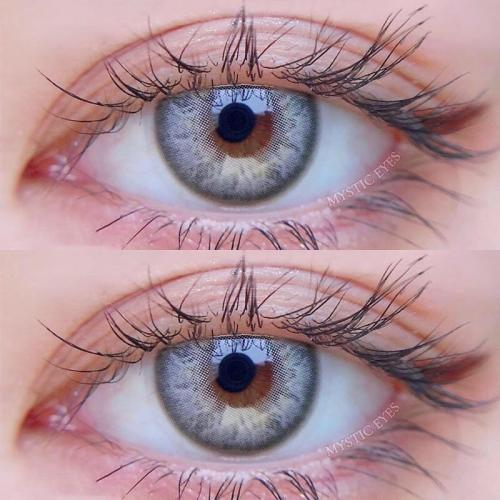 【NEW】Angeltouch Grey Colored Contact Lenses