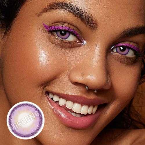 Maria violet Contact Lenses