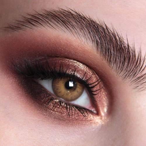 【LENSPOEM】Russian Brown Prescription Colored Contact Lenses