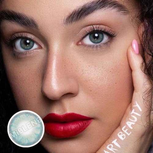 Gem green Contact Lenses