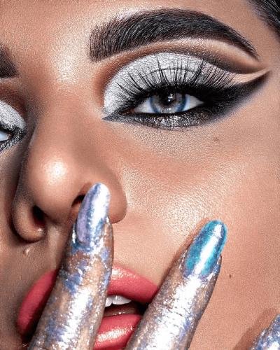 【LENSPOEM】Caribbean Blue Colored Contact Lenses