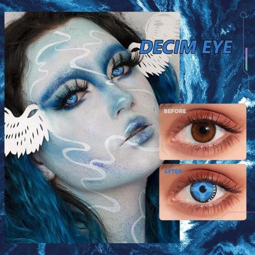 Decim-eye Contact Lenses